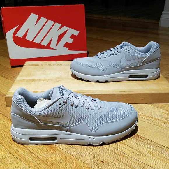 cc14caccb6 Nike Shoes | Air Max 1 Ultra 20 Wolf Gray Sz 11 New | Poshmark